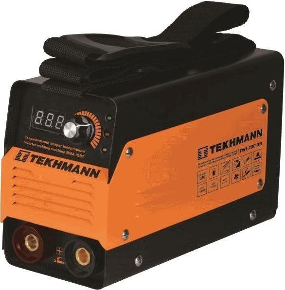 Сварочный инвертор Tekhmann TWI-250 DB