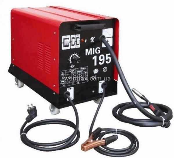 Сварочный полуавтомат Edon MIG 195C