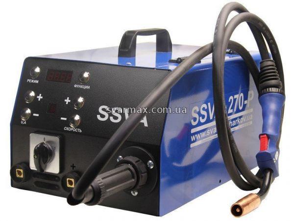 Сварочный полуавтомат SSVA 270P (380B, 4-х роликовый)