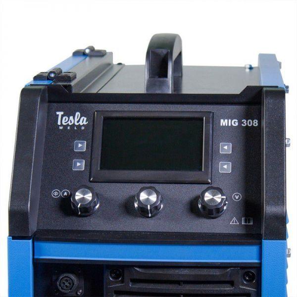 Сварочный полуавтоматический аппарат Tesla Weld MIG/MAG/FCAW/TIG/MMA 308