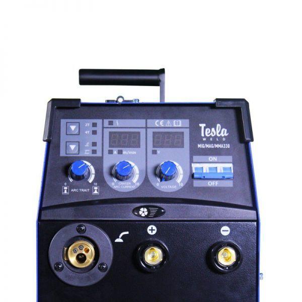 Сварочный полуавтоматический аппарат Tesla Weld MIG/MAG/MMA 330