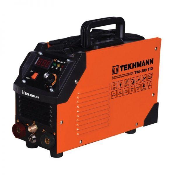 Сварочный аппарат Tekhmann TWI-300 TIG